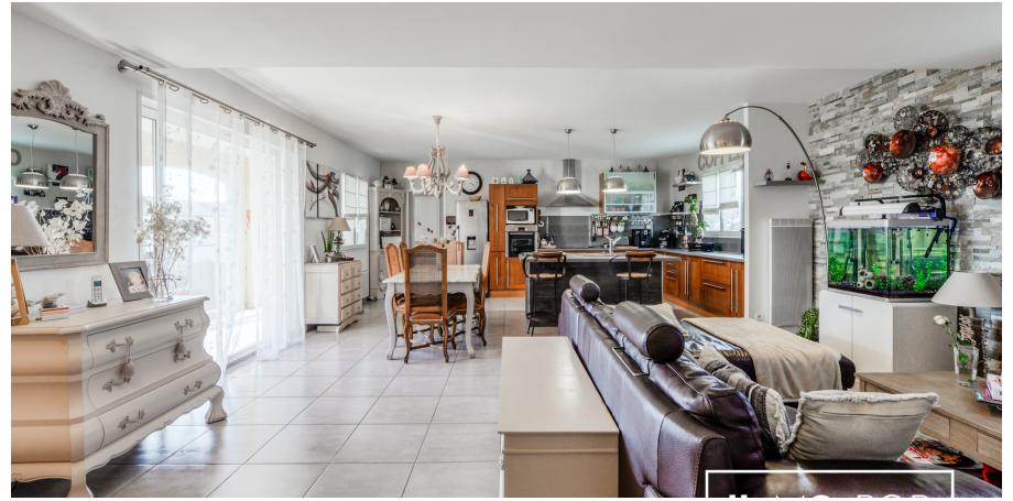 Maison type 4 de 105 m² + piscine + garage à Saint Clar de Rivière
