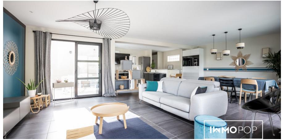 Maison Type 4 de 137 m² + garage à Mérignac