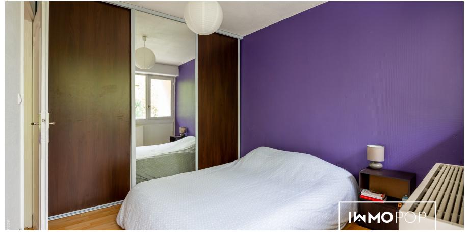 Appartement Type 2 de 33 m² à Bordeaux Caudéran