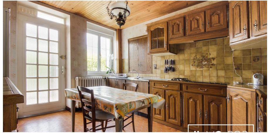 Maison Type 5 de 200 m² à Montvicq