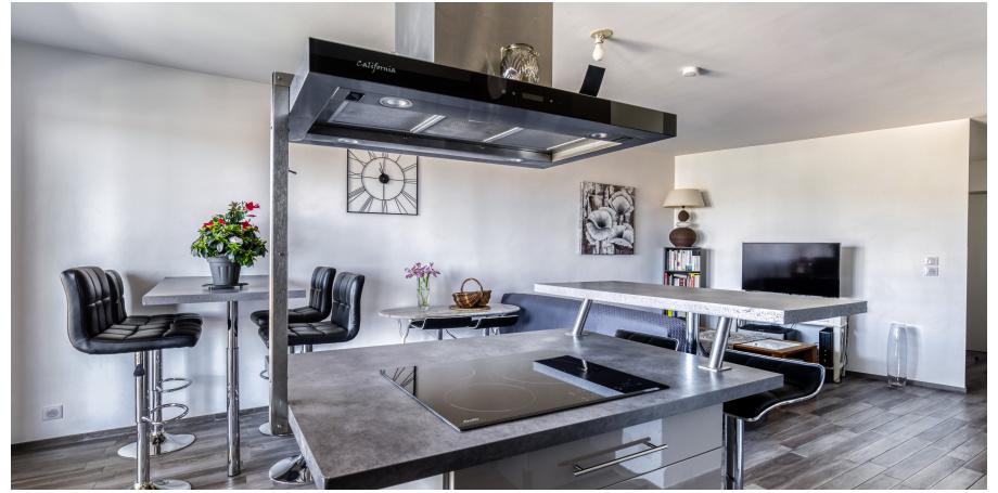 Appartement Type 3 de 63 m² + garage à Cagnes-sur-Mer