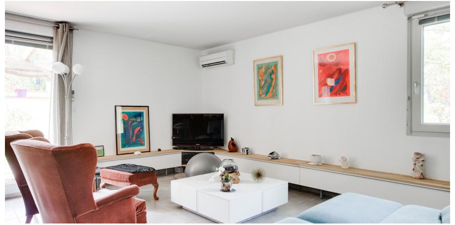 Appartement Type 4 de 87 m² +  jardin + piscine à Toulouse