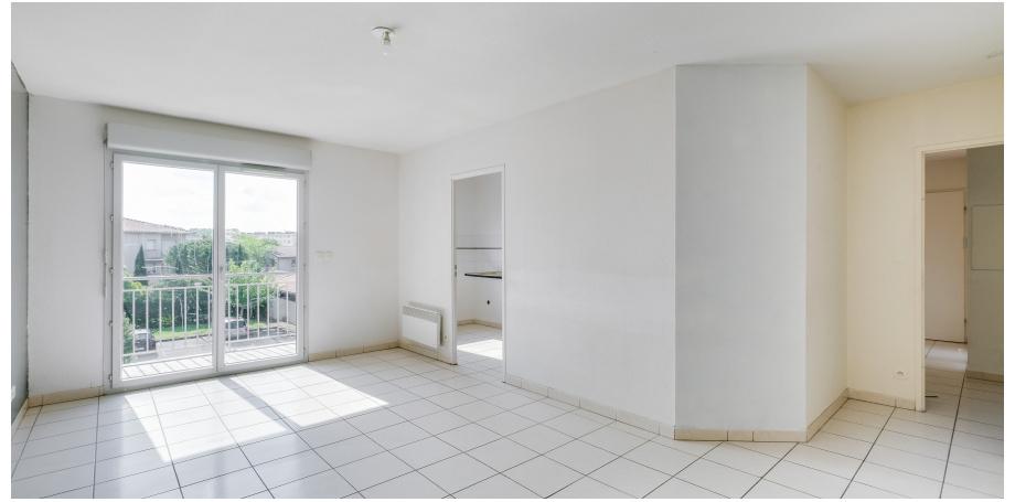 Appartement type 3 de 63 m² à Toulouse