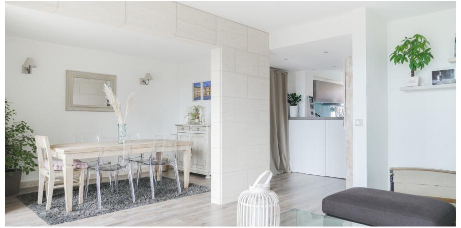Appartement Type 4 de 84 m² à Bordeaux