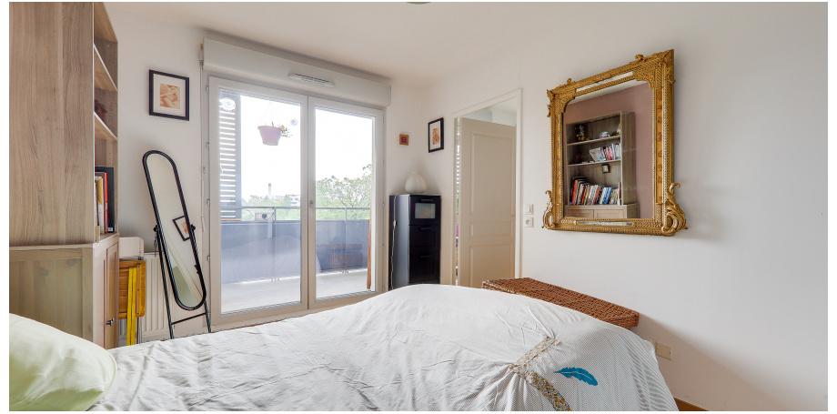Appartement Type 2 de 36 m² à Villeurbanne