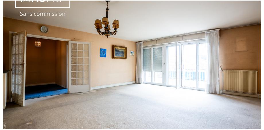 Appartement Type 3 de 93 m² à Bordeaux