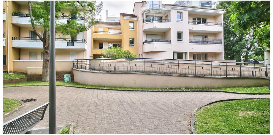 Appartement Type 2 de 62 m² +garage sous-sol à Longjumeau