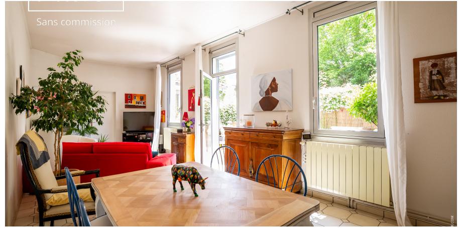 Maison Type 3 de 86 m² à Bordeaux