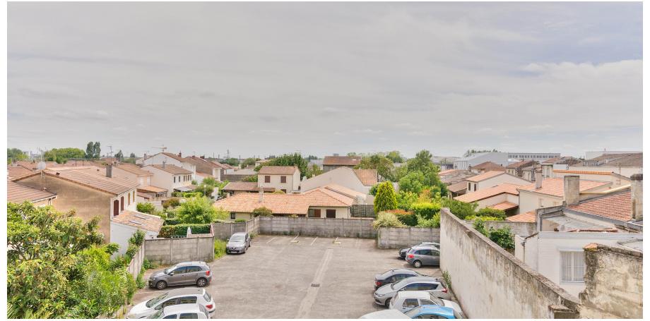 Appartement Type 2 de 41 m² à Bordeaux Bastide