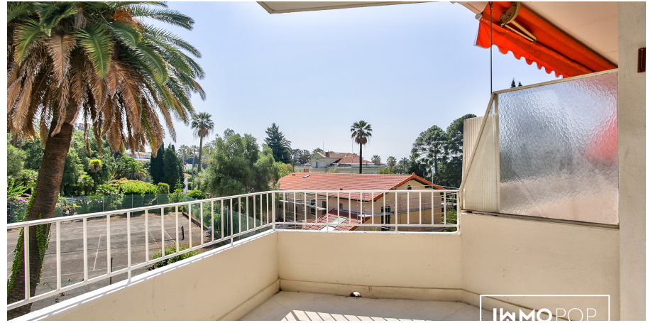 Appartement Type 3 de 71 m² à Cannes