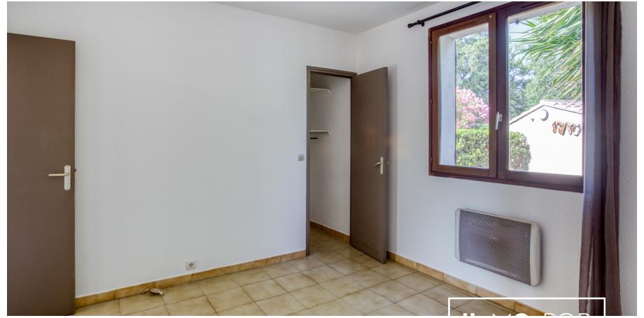 Maison plain pied Type 5 de 106 m² + garage à Bormes les Mimosas
