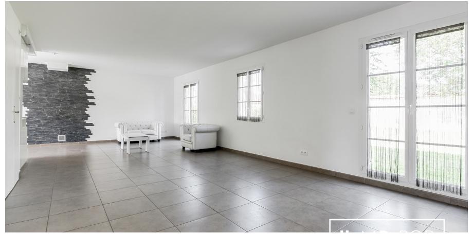 Maison Type 5 de 125 m² + garage à Cheptainville