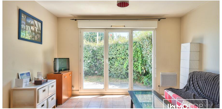 Appartement Type 2 de 50 m² avec jardin privatif à Talence