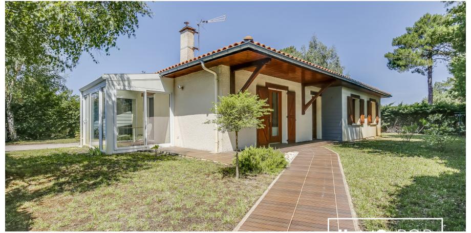 Maison plain pied Type 5 de 109 m² à Gujan-Mestras