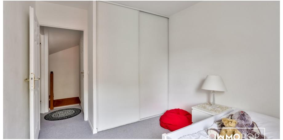 Appartement Duplex Type 4 de 80 m² + parking à Bobigny