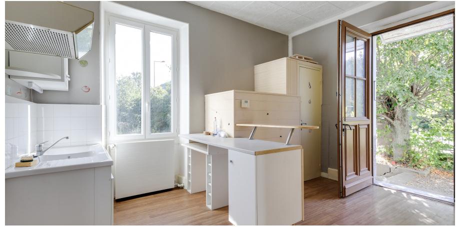 Maison Type 5 de 126 m² + jardin + garage