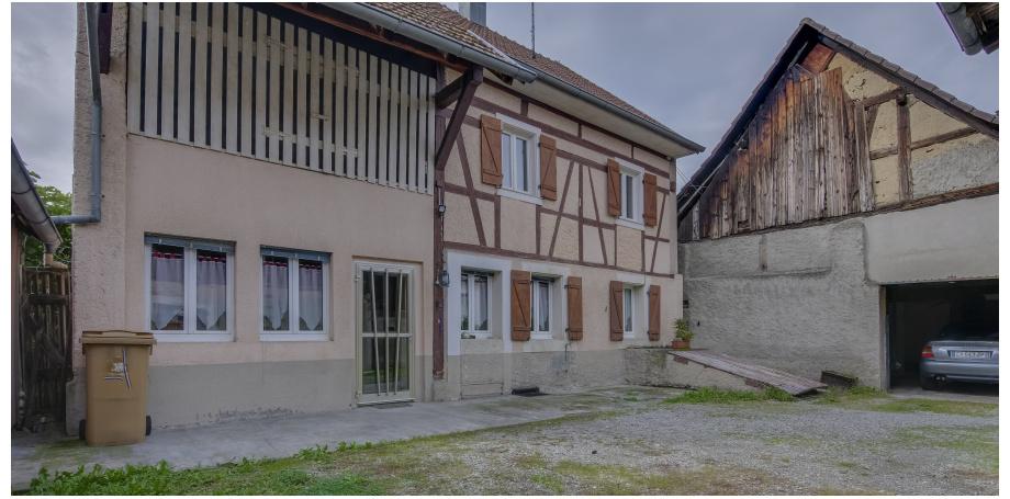 Maison Type 4 de 113 m² + garage + dépendance à Blotzheim