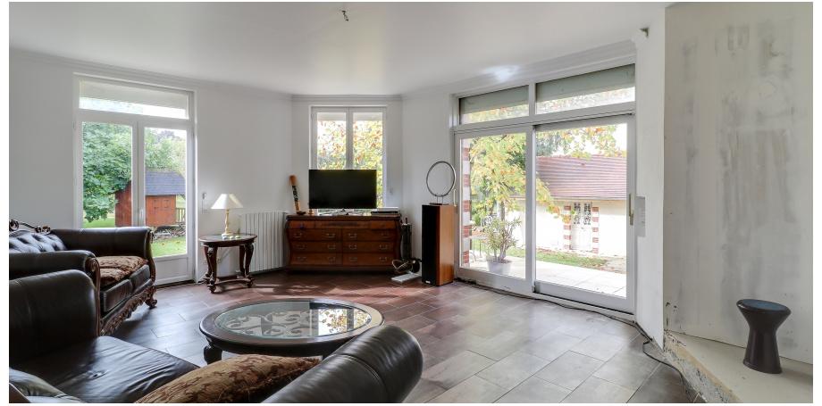 Maison Type 5 de 139 m² + garage à Ville-Saint-Jacques