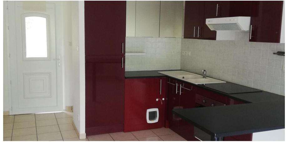 Maison en copropriété Type 3 de 56 m² + 2 parkings au Pian-Médoc
