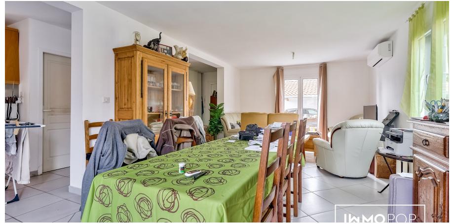 Maison Type 5 de 130 m² à Marcheprime