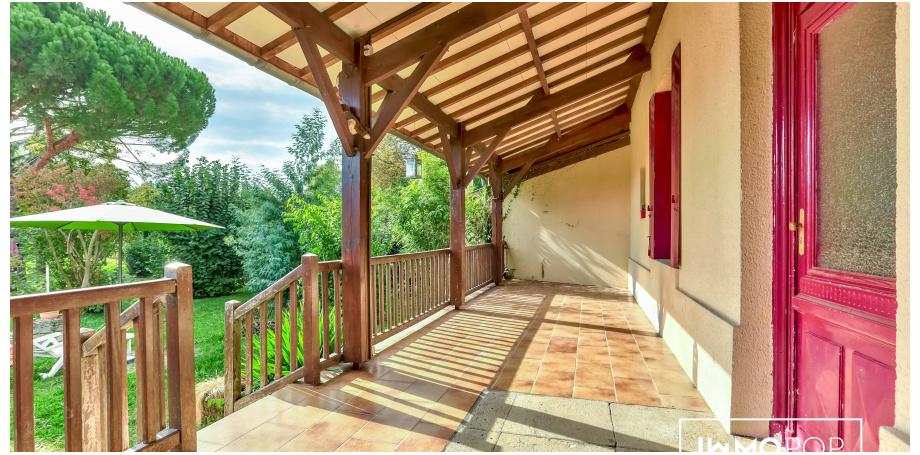 Echoppe double Type 4 de 95 m² + jardin à Bègles