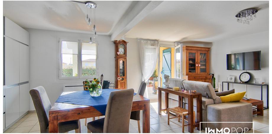 Maison en copropriété Type5 de 105 m² + garage à Tournefeuille