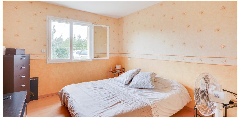 Maison plain pied Type 5 de 120 m² + garage - Les Peintures