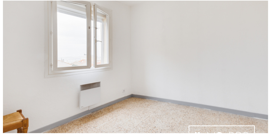 Appartement Type 3 de 58 m² + cave + parking à Six Fours les Plages