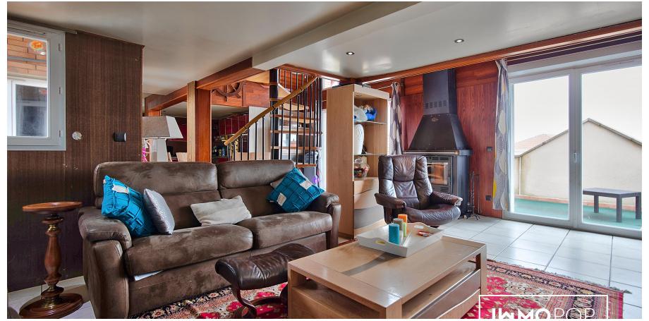 Appartement Type 3 duplex de 100 m² à Arcachon