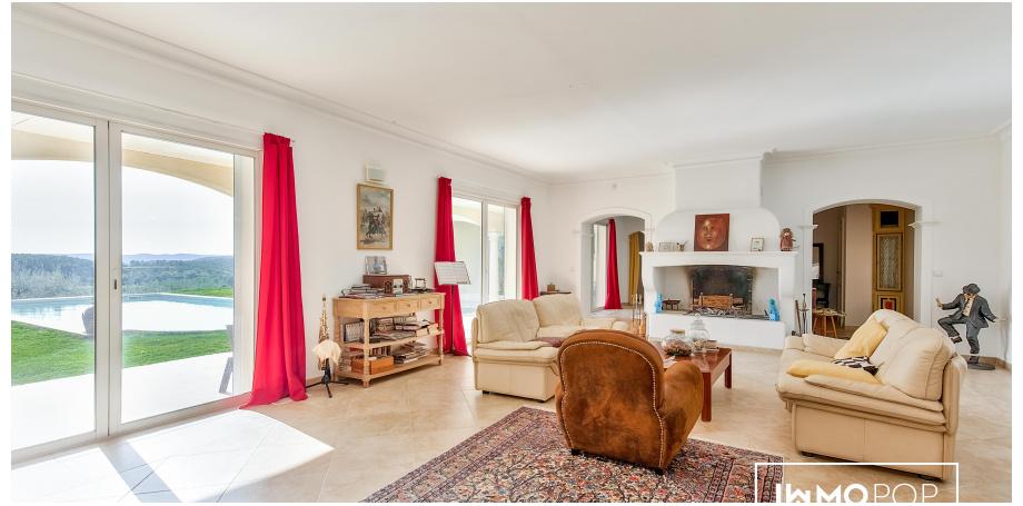 Maison plain pied de 260 m² à Draguignan