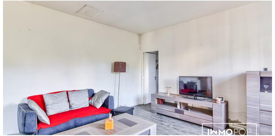 Maison plain pied Type 2 de 51 m² + garage à Toulouse