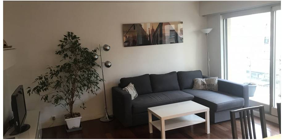Appartement Type 2 de 49 m² + cave à Saint-Mandé