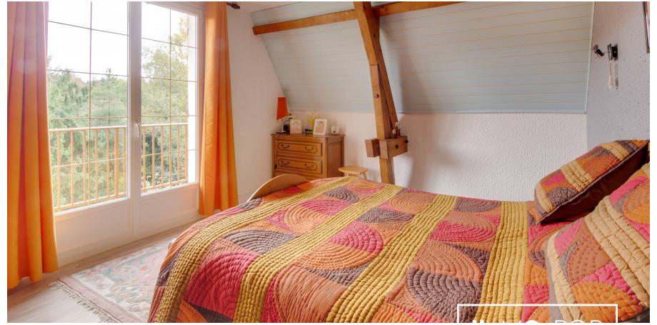 Maison Type 7 de 255 m² + piscine + garages à Alligny-en-Morvan