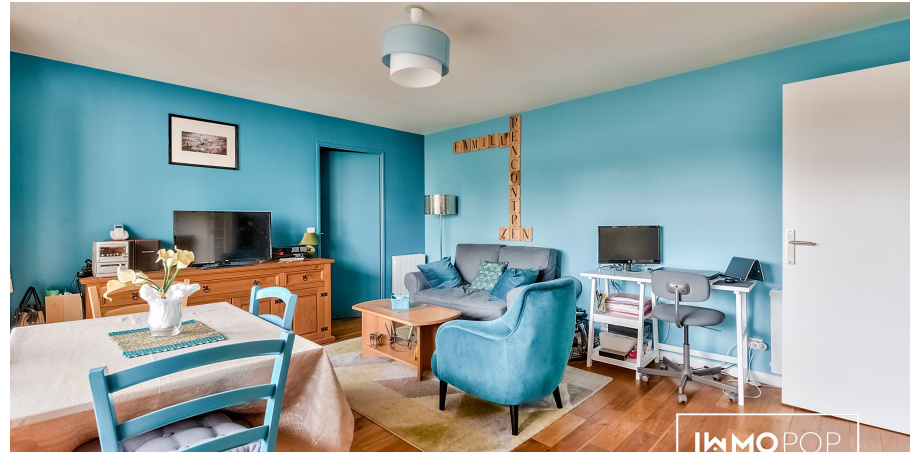 Appartement Type 2 de 46 m² + box à Rosny-sous-Bois