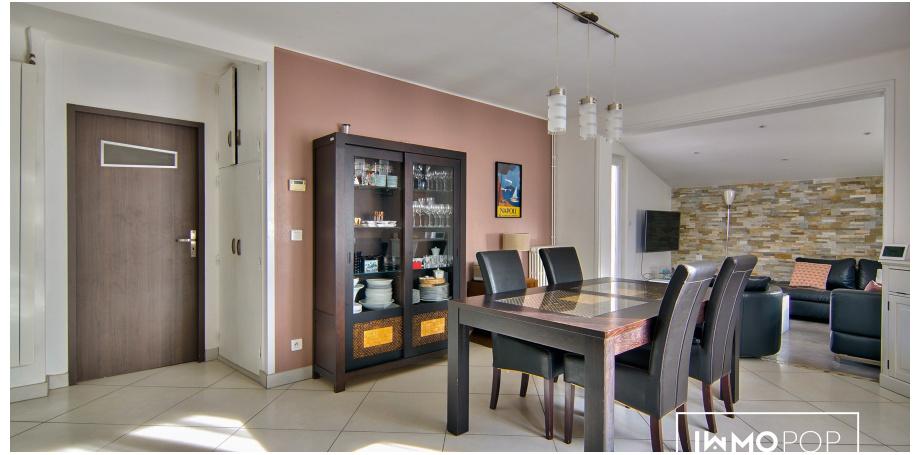 Maison plain pied Type 4 de 105 m² au coeur de Pibrac
