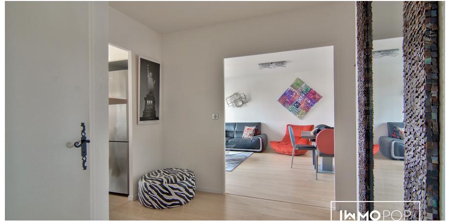 Appartement de type 3 Pont des Demoiselles