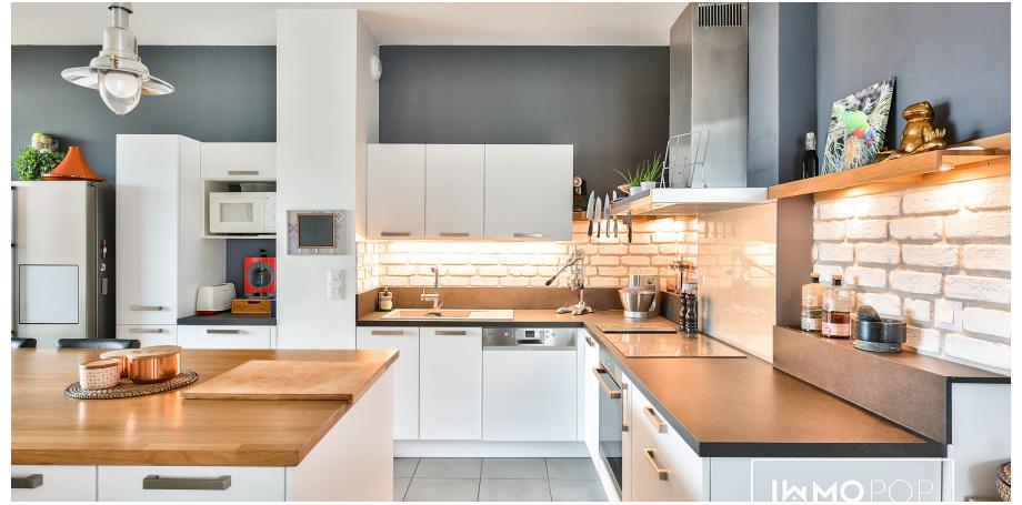 Appartement Type 3 de 78 m² + parking à Bègles