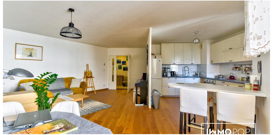 Appartement Type 4 de 90 m²+ parking + cave au centre de Montpellier