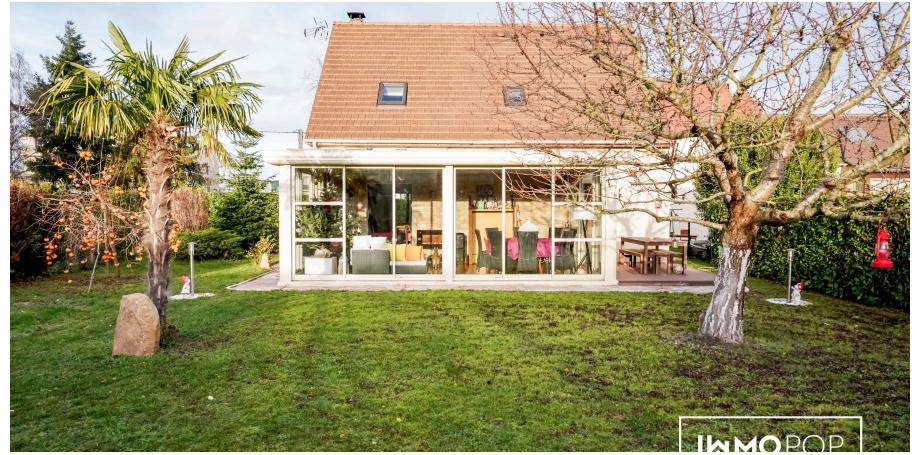 Maison Type 5 de 106 m² + garage et cave à Mennecy
