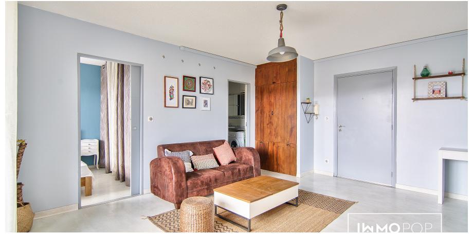 Appartement Type 3 de 55 m² + 2 box à Toulouse