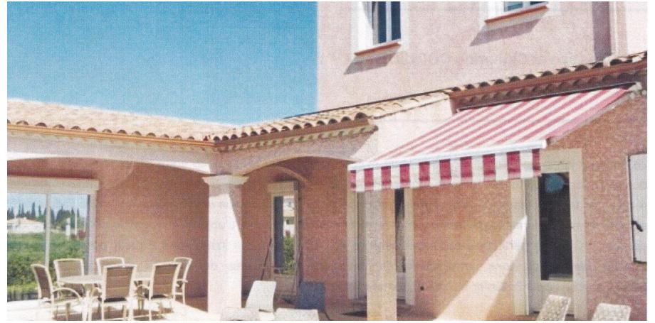 Maison Type 6 de 140 m² + piscine à Manduel