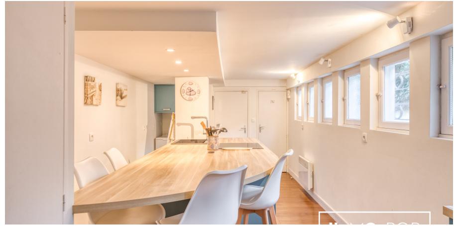 Appartement Type 3 de 59 m² + parking à Lège-cap-Ferret