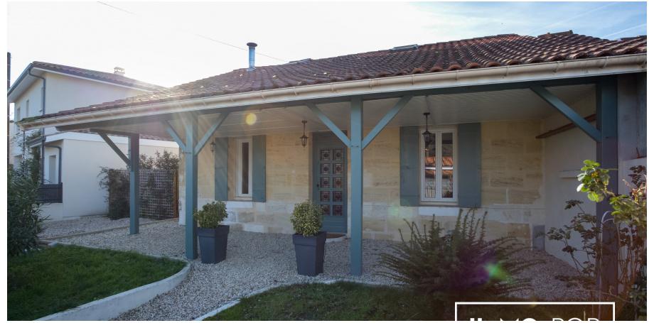 Maison Type 5 de 136  m² à Pessac