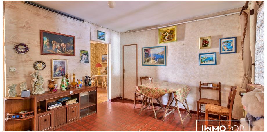Maison  plain pied Type 4 de 109 m² + piscine + garage à Pessac