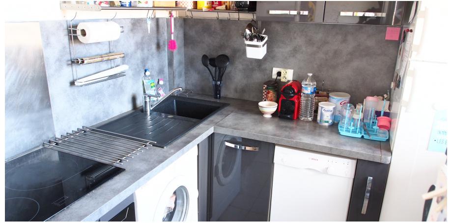 Appartement Type 2 de 48 m² + parking sous-sol à Toulouse