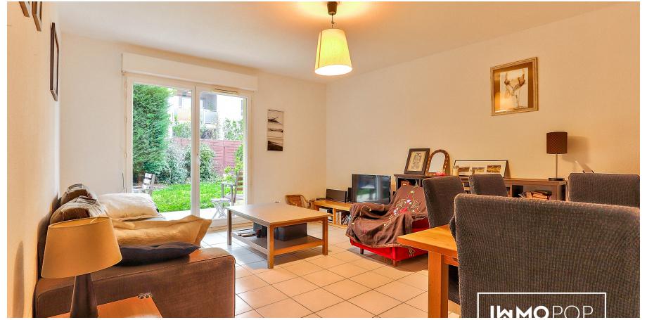 Appartement Type 3 RDC de 66 m² + parking à Mérignac