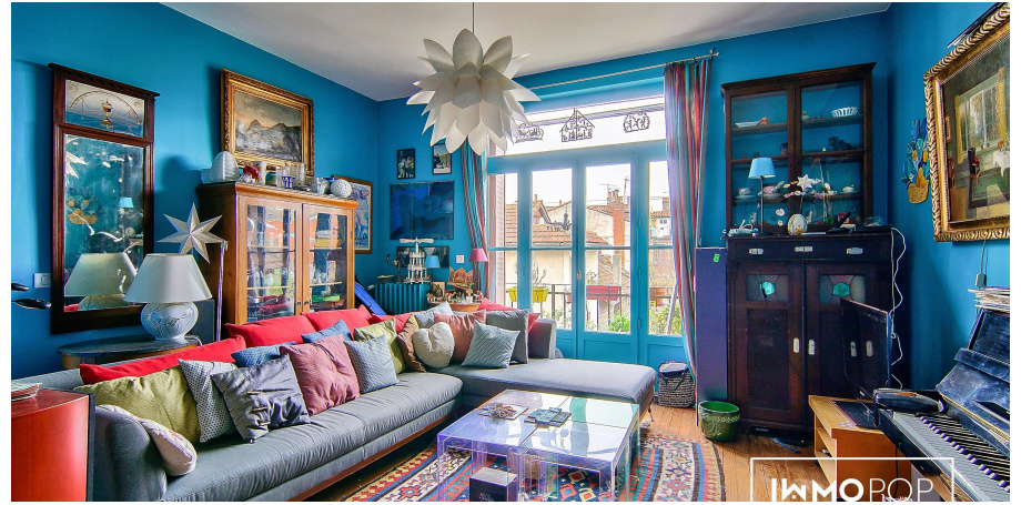 Appartement place Roquelaine de Type 5/6 de 125m²