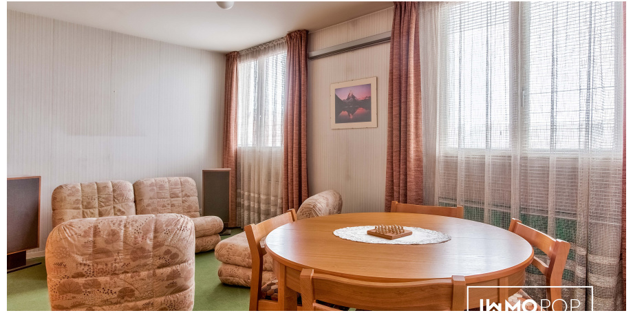 Appartement Type 3 de 66 m² + parking sous-sol à Noisy-le-Grand