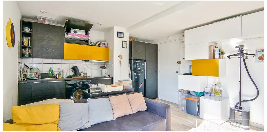 Appartement de type 2 accés direct Tram Purpan, Ancely