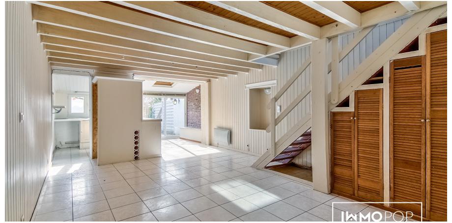 Maison Type 3 de 65 m² à Frouzins
